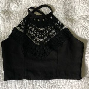Crop top from LF!